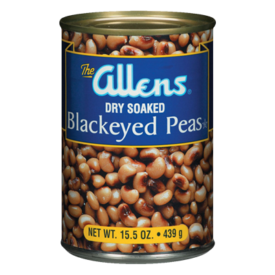 Dry Black Eyed Peas