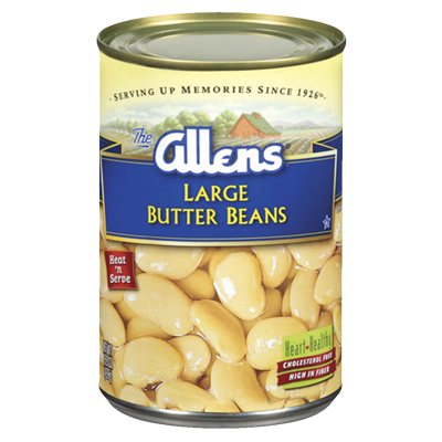 Large Butter Beans